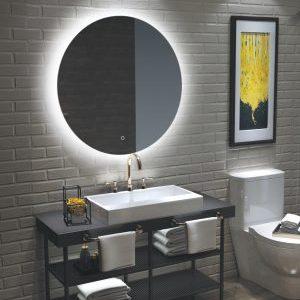 ejemplo espejo con luz bari