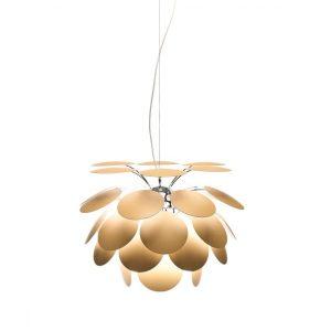 Lámpara de techo Discocó 88 beige