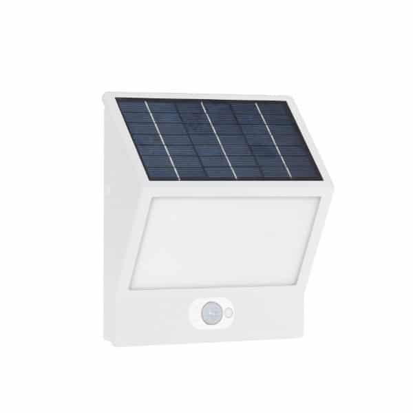 aplique solar egna blanco
