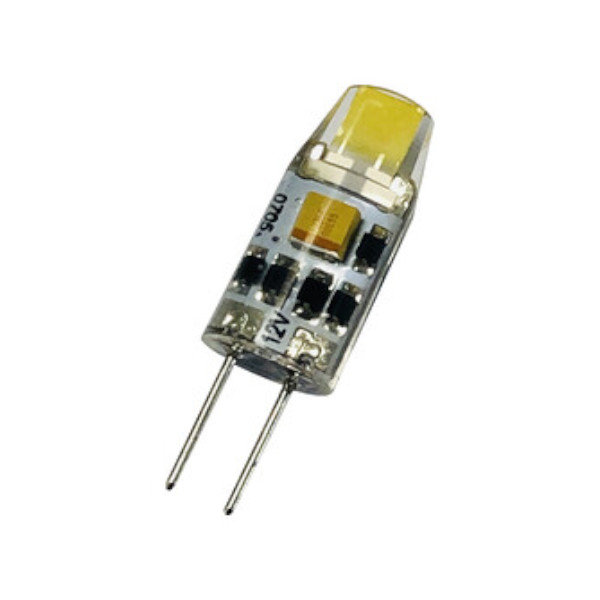 Lámpara G4 1.5W transparente