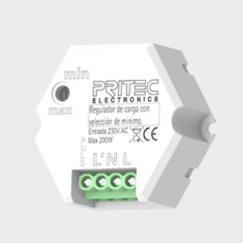 Sensor infrarrojo led