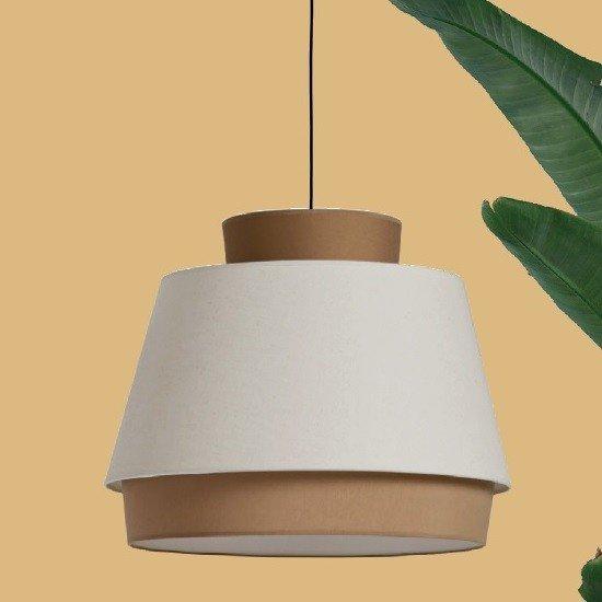 lámpara de techo aspen-m arena
