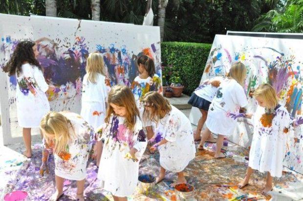 chevron-rainbow-art-party-29-640x425