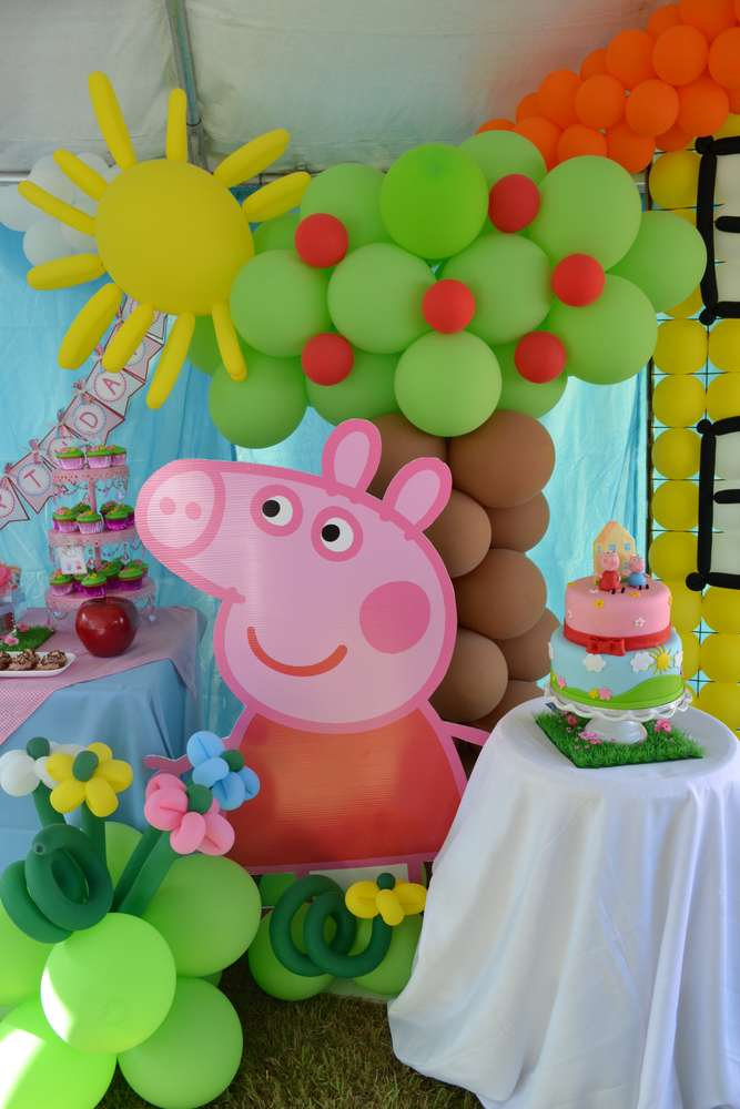 FIESTA PEPPA PIG: 10 dulces ideas - LUZ ANGELA