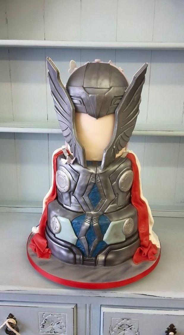 Torta Thor Tarta PAstel