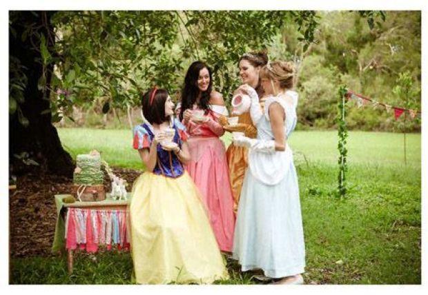 girls-princess-party-host-sydney