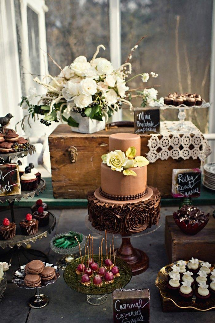 Ideas para una fiesta vintage chic rustica y nost lgica for Que es decoracion