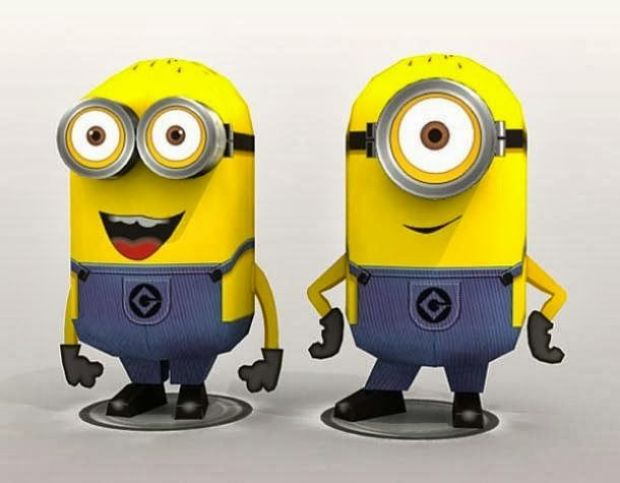 minions3ddepapel