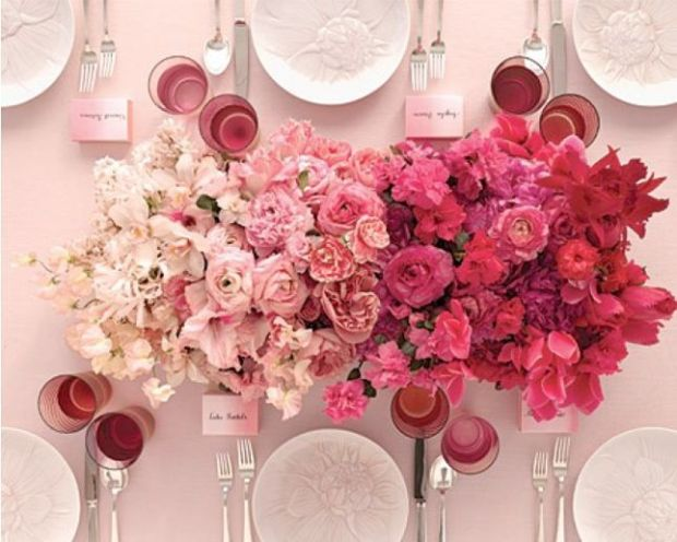 ombre-wedding-flower-centerpiece-3