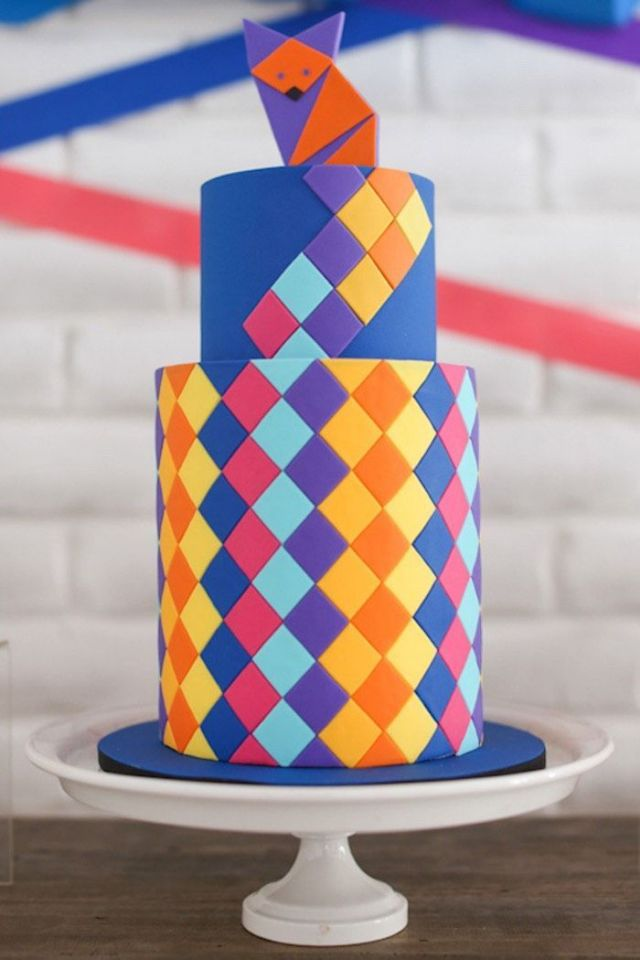 Geometric-Jungle-Safari-Birthday-Party-via-Karas-Party-Ideas-KarasPartyIdeas.com14