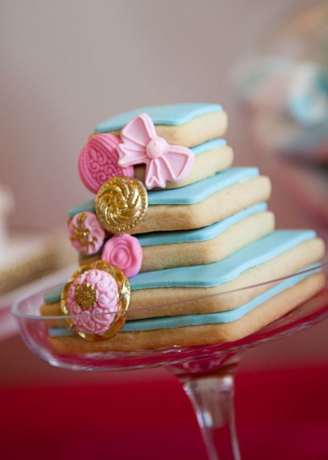 Tiered-cookie