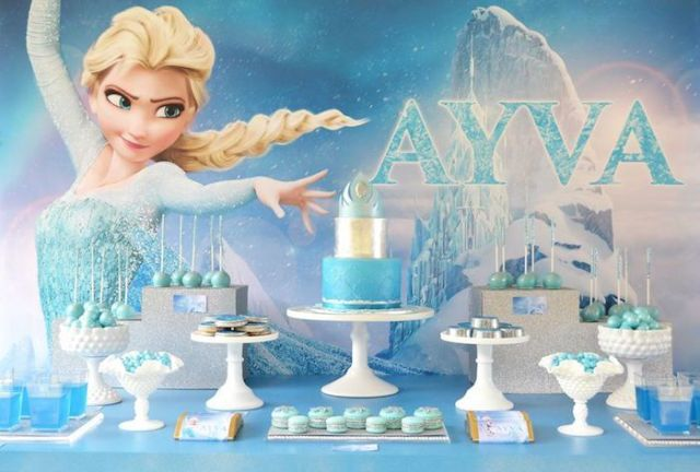 Frozen-Party-Worth-Melting-For