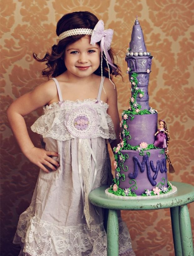 Tangled-Birthday-Cakes-for-Girls