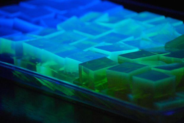 Glow in the Dark Jello 4