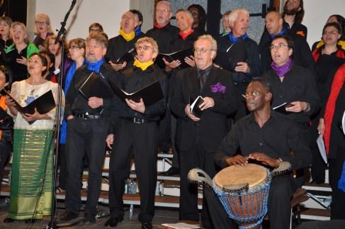 Chor der Nationen
