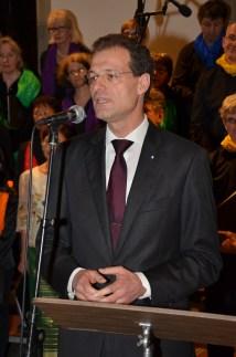 Regierungsrat Reto Wyss