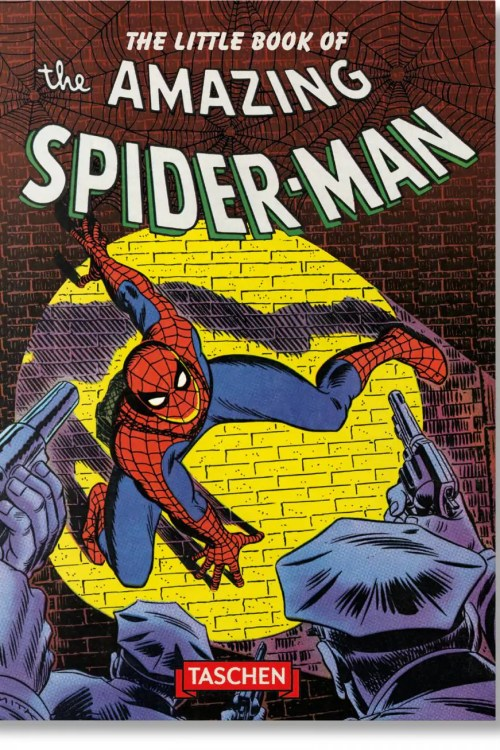 LITTLE BOOK OF THE AMAZING SPIDER MAN