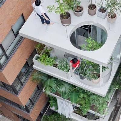 Arquitectura sostenible e interiorismo: más que una moda