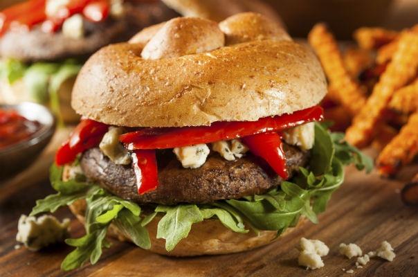 Portabello Burger_604