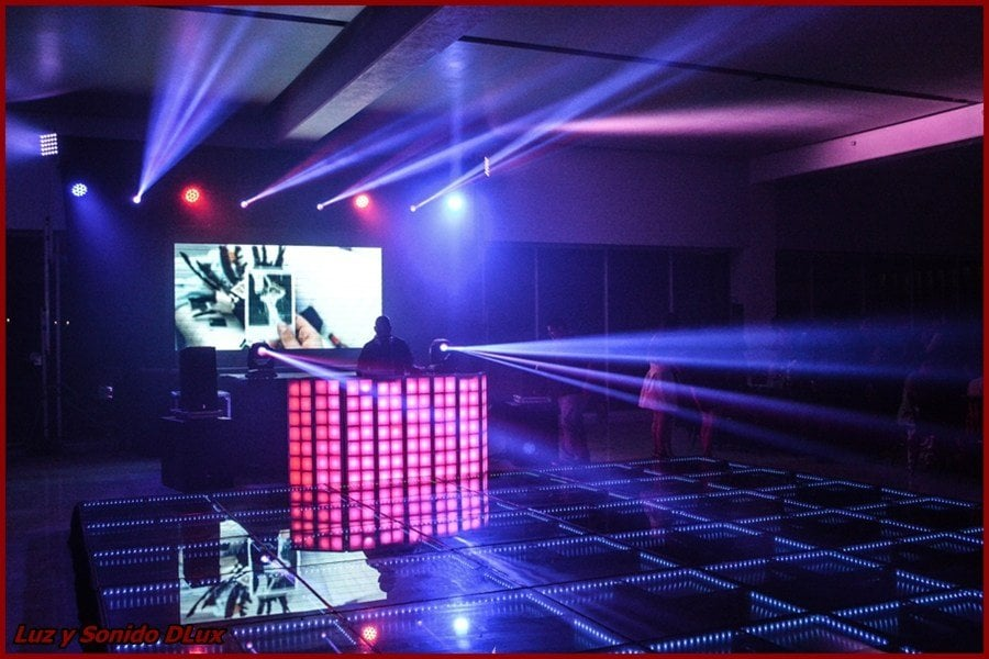 Luz y Sonido Guadalajara | DLUX DJ para fiestas y eventos Zapopan ...
