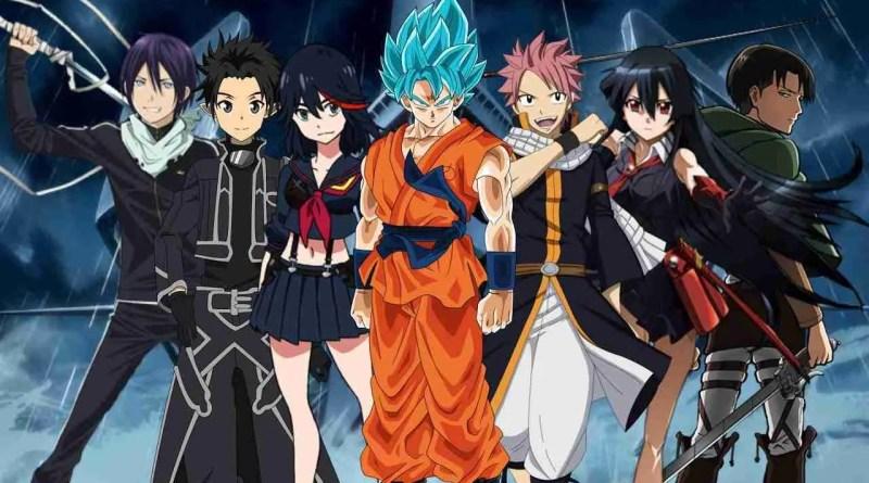 Anime Opening