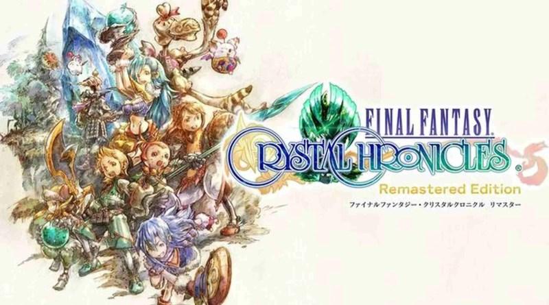 Final Fantasy Crystal ChroniclesRemastered Edition