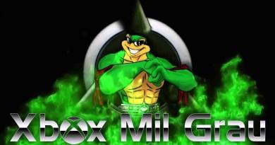 Xbox Mil Grau