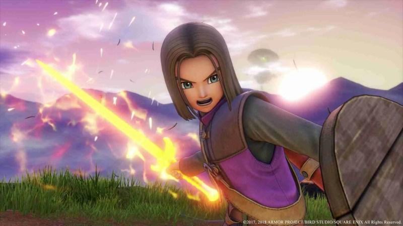 Dragon Quest XI, Gaming, JRPG