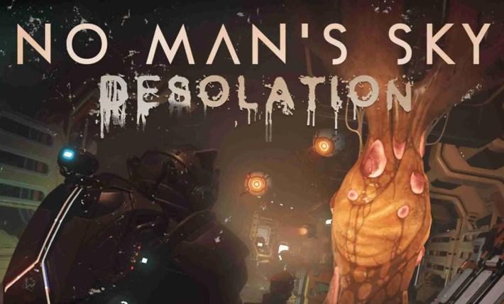 No Man's Sky Desolation Update