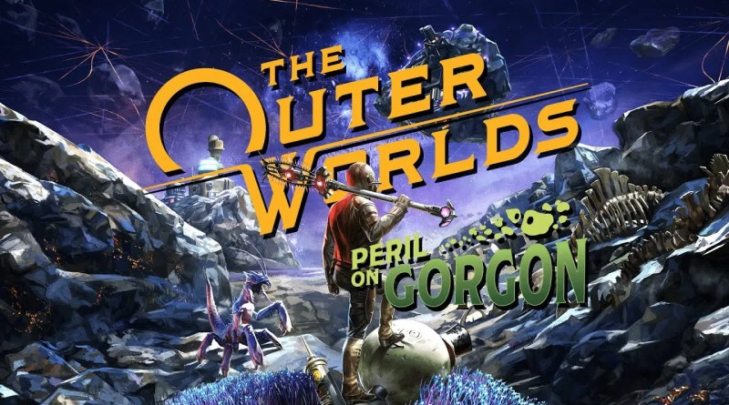 The Outer Worlds: Peril On Gorgon DLC