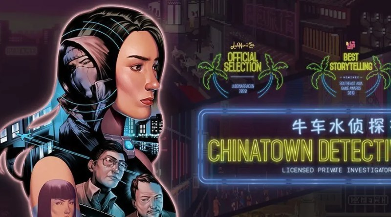 Chinatown Detective Agency
