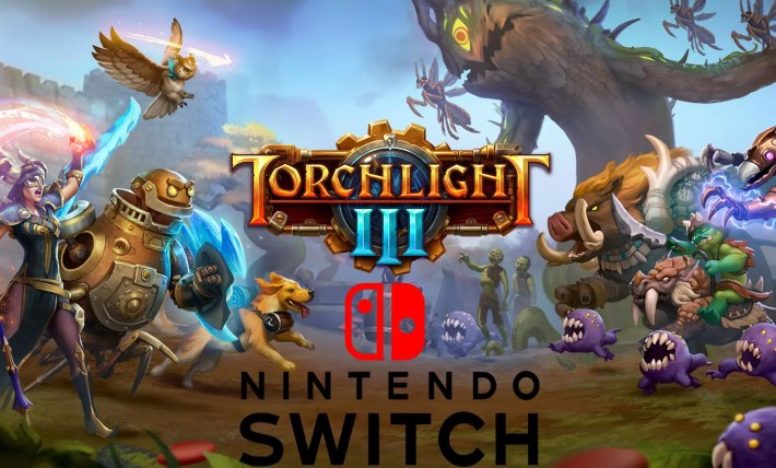 Torchlight III Coming To Nintendo Switch