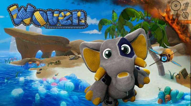 The world of Woven is filled with obstacles, challenges, setbacks and secret paths. Glitch is your partner in crime, he sees hidden secrets that you as a stuffed animal could never see. You will need to find blueprints to change the shape and skills of Stuffy. Elephant legs can be strong but are heavy, rabbit legs can jump and are a lot lighter. For every situation there is something that can be expanded to continue your adventure!