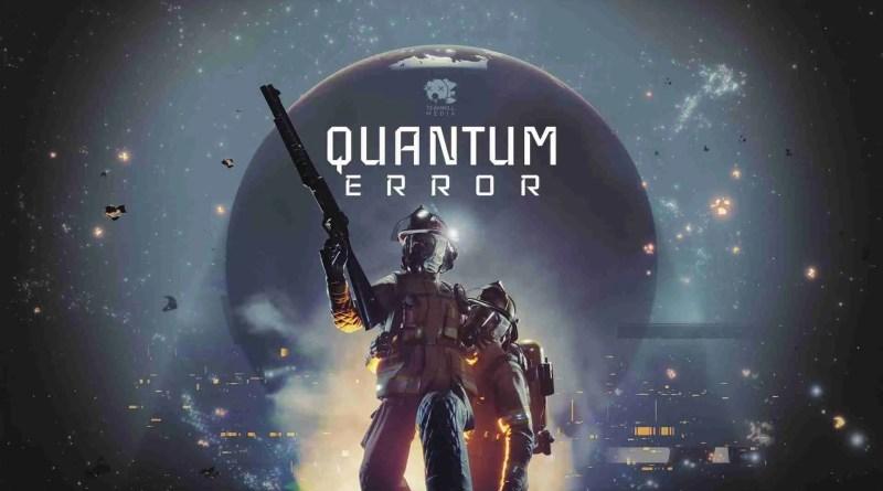 Quantum Error xbox series x