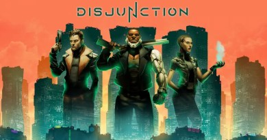 Cyberpunk RPG Disjunction