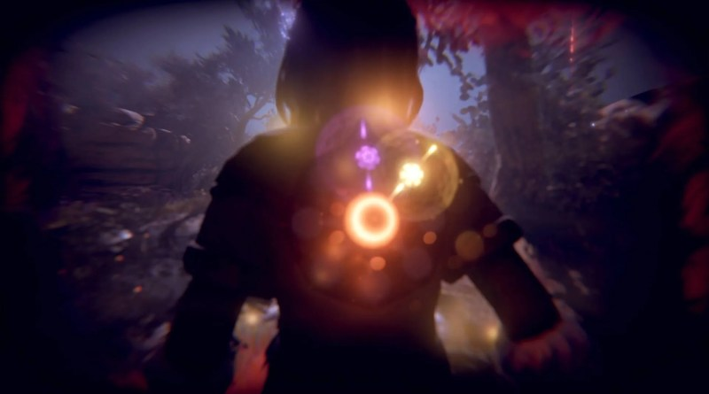 Sci-Fi Puzzle Platformer Seed of Life