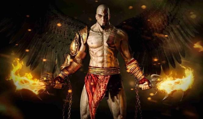 God of War 60fps on PS5