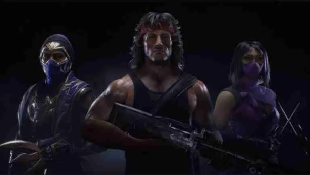 recent MK11 character additions