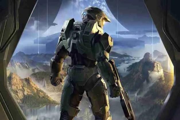 Halo Infinite Fall 2021