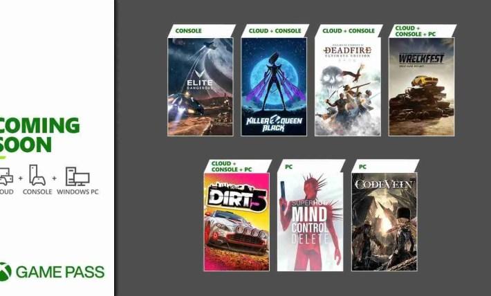 Xbox Game Pass February 2021