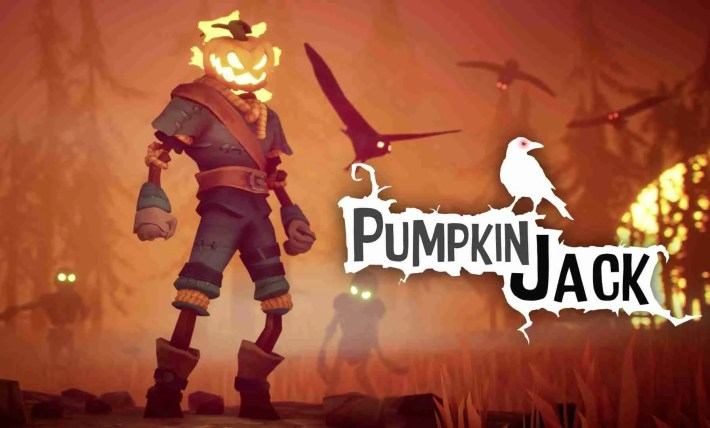 Pumpkin Jack Coming