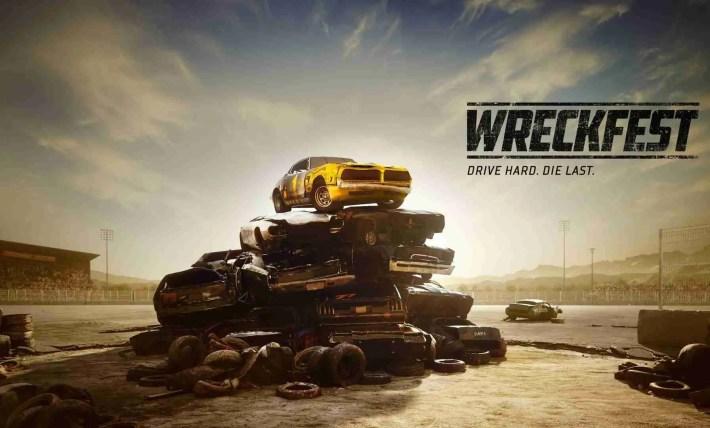 Wreckfest Crashing Onto PlayStation 5