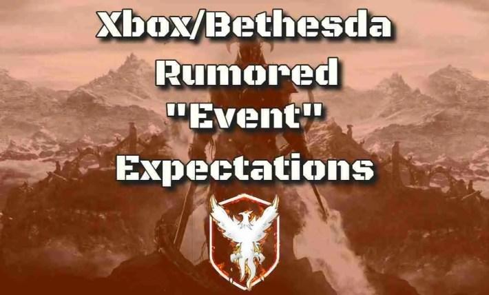 Xbox/Bethesda