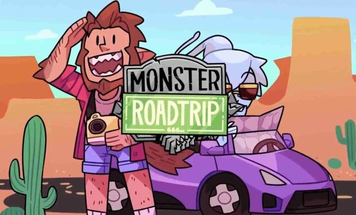 Monster Roadtrip: A Roadmap