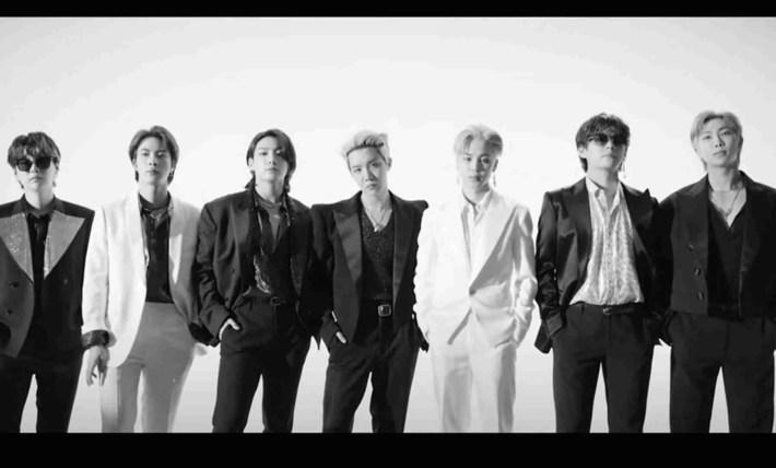 BTS' Comeback Butter Release