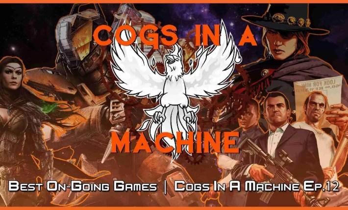 Cogs In A Machine 12