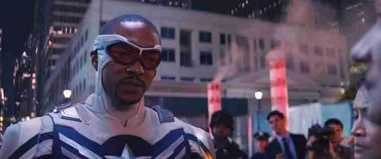 Marvel's The Falcon and The Winter Soldier Episodes 5 and 6
