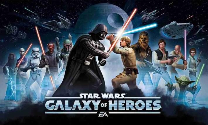Obi-Wan Kenobi is Coming to Star Wars: Galaxy of Heroes