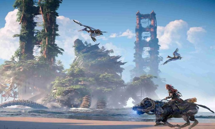 Horizon Forbidden West State of Play