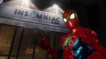 Insomniac join the Sony family